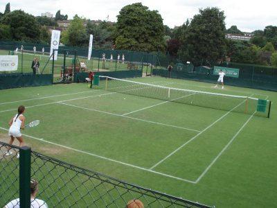 Road to Wimbledon 2013
