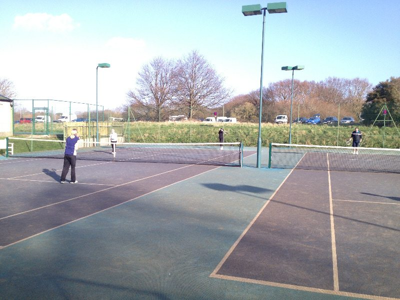 Soutbourne Tennis Club pictures (1)