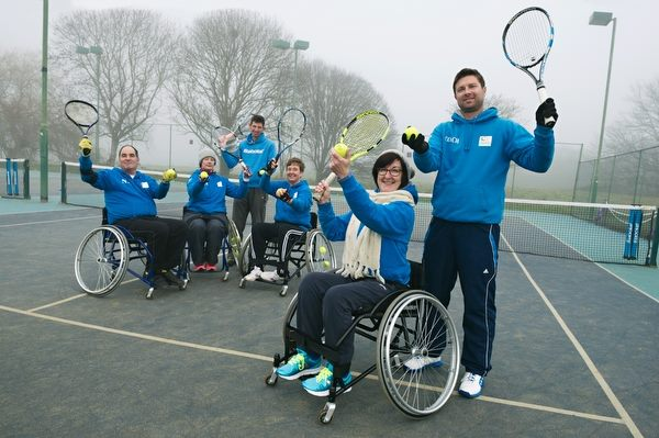 Southbourne Tennis Club - Wheelchair tennis
