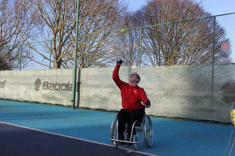 Wheelchair tennis (1)