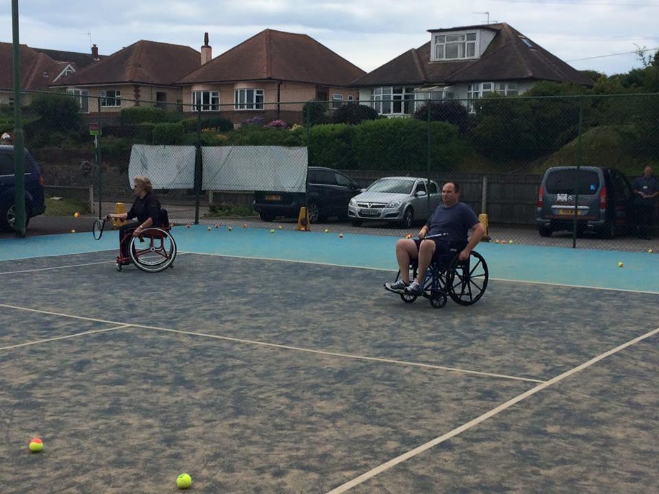 Wheelchair tennis (12)