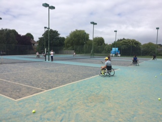 Wheelchair tennis (6)