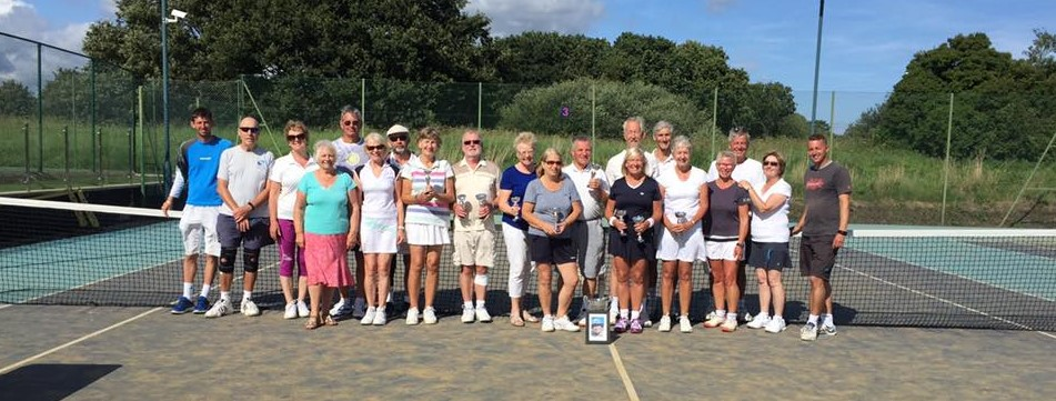 Southbourne tennis club members